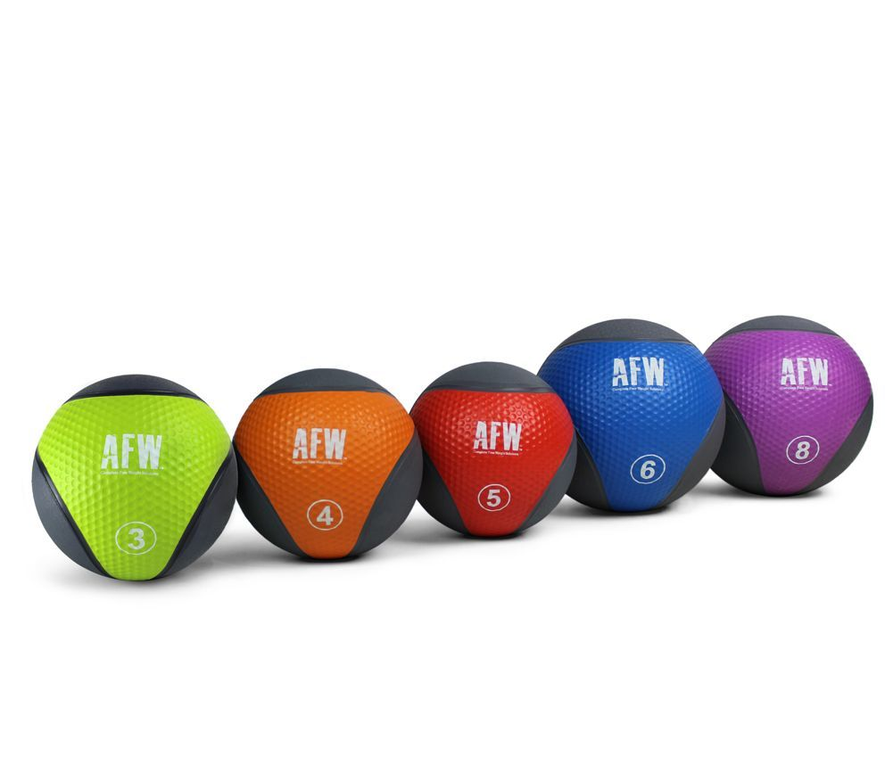 Balones Medicinales - Oss Fitness