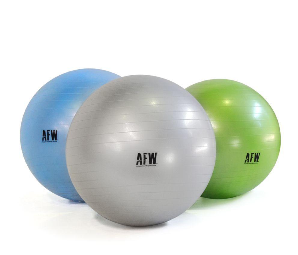GymBall 55 / 65 / 75 cm. Antiburst