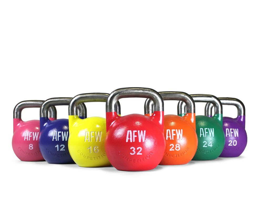 Kettlebells Competition Promax