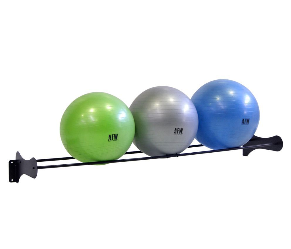 Rack Gymball De Pared Oss Fitness