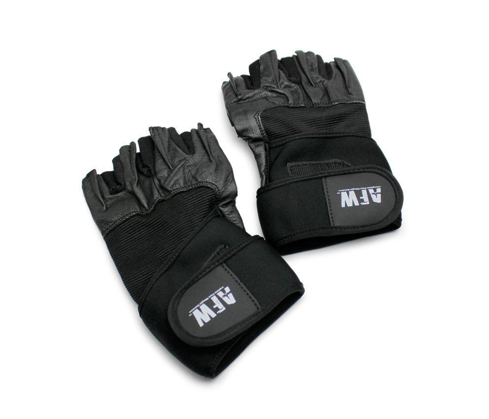 Guantes entrenamiento Con/M negro