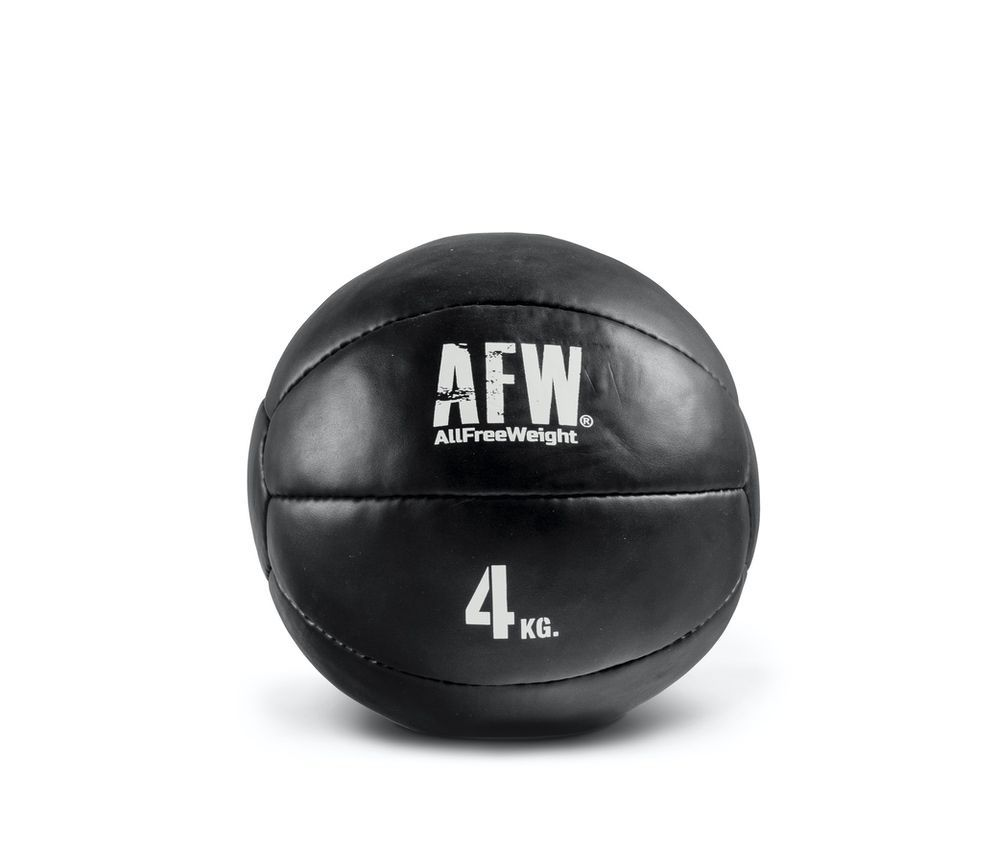10521.25 - AFW Wall ball mini black individuales 4kg