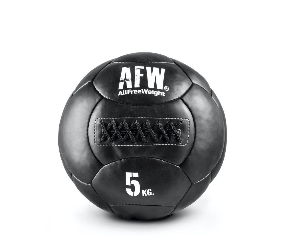 10533.39 - AFW Wall Ball black individuales - 5kg