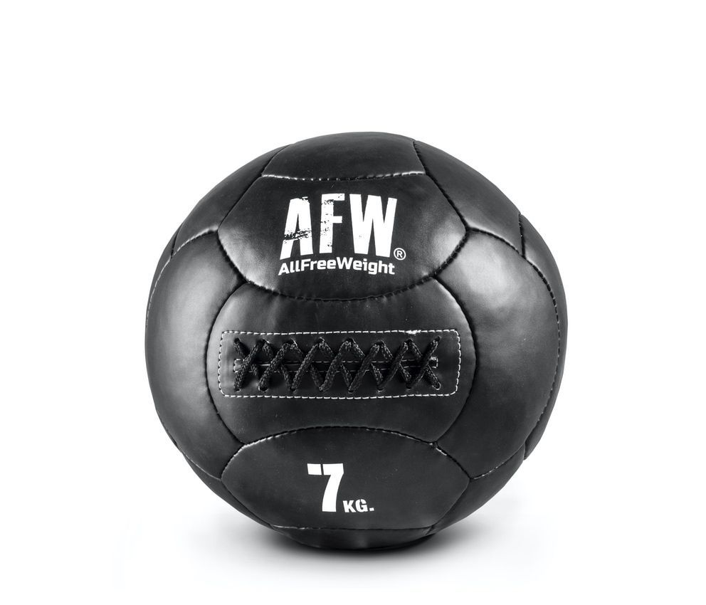 10533.39 - AFW Wall Ball black individuales - 7kg