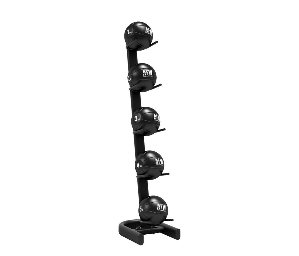 106278 - AFW Rack de Balones Mini Wall Ball