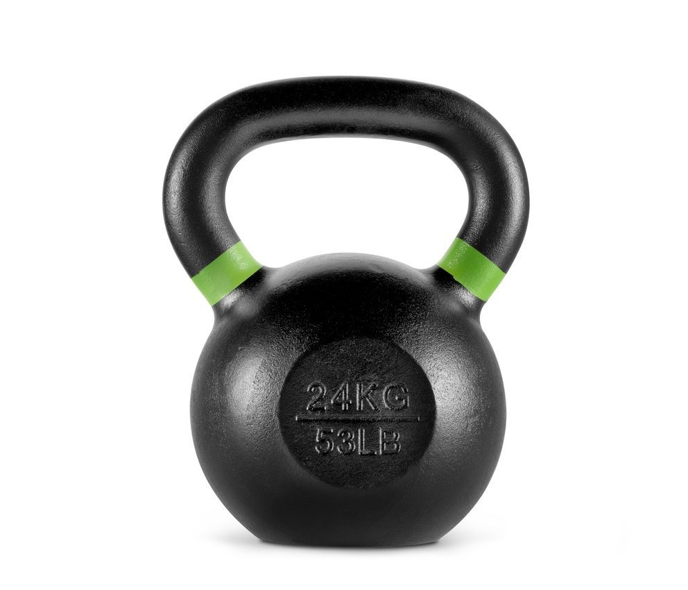 19170 - AFW Kettlebell Cast Iron trasera