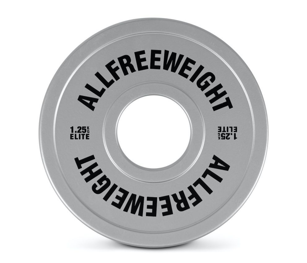 19202 - AFW Disco Powerlifting Plate 1.25 kg.