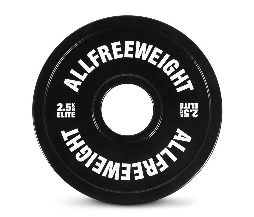 19203 - AFW Disco Powerlifting Plate 2.5 kg.