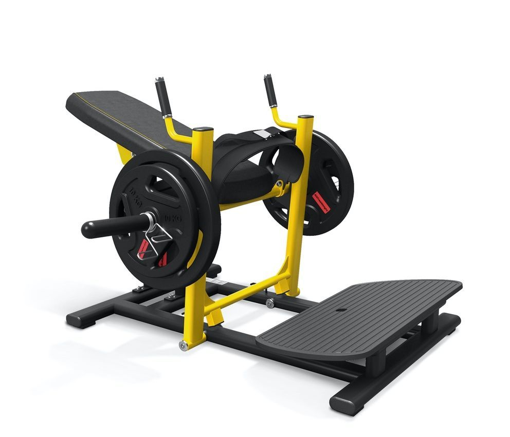 AS1716 - Iron Plate Glute Drive