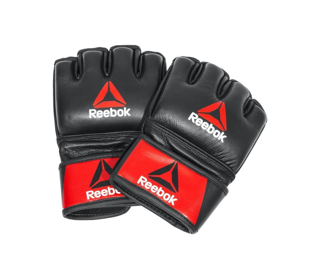 RSCB10310RDBK - Combat Leather MMA Glove